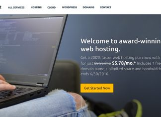 Khuyến mãi hosting DreamHost