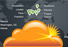 tăng tốc websites bằng cloudflare