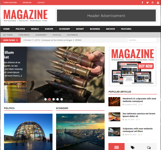 Optimal themes for SEO 2016 MH Magazine