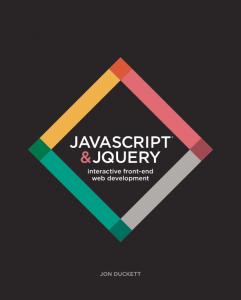 Sách học Web Design 2016 - JS and jQuery