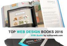 sách học web design hay nhất 2016