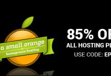 A Small Orange giảm 85%