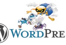 cảnh báo wordpress bị hack