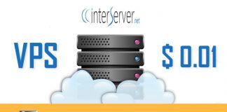 InterServe khuyến mãi khủng Unlimited Hosting