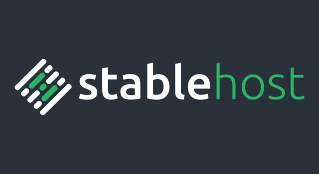 StableHost đang giảm 75% Unlimited Hosting - VHW tặng 1 năm Premium Theme
