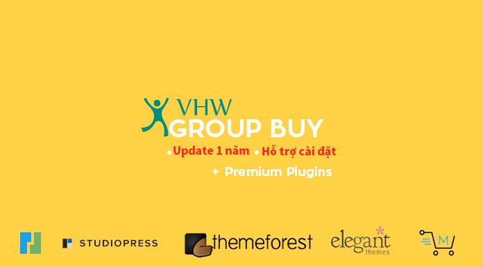PreLauch VHW Group Buy - Tặng quà khủng!