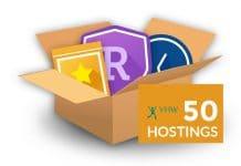 VHW Tặng 50 Hostings
