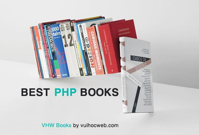 Sách học PHP hay nhất