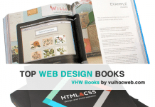 Sách học web design - Front-end Books