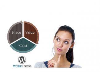 Chi phí xây dựng Website WordPress chuyên nghiệp