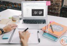 Hướng dẫn đăng ký tài khoản Premium Skillshare miễn phí vuihocweb.com