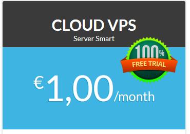 VPS Free 2017 - Aruba Cloud tặng 2 tháng VPS miễn phí