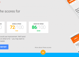 Kiểm tra tốc độ WordPress Websites bằng Google Mobile Testing Tool