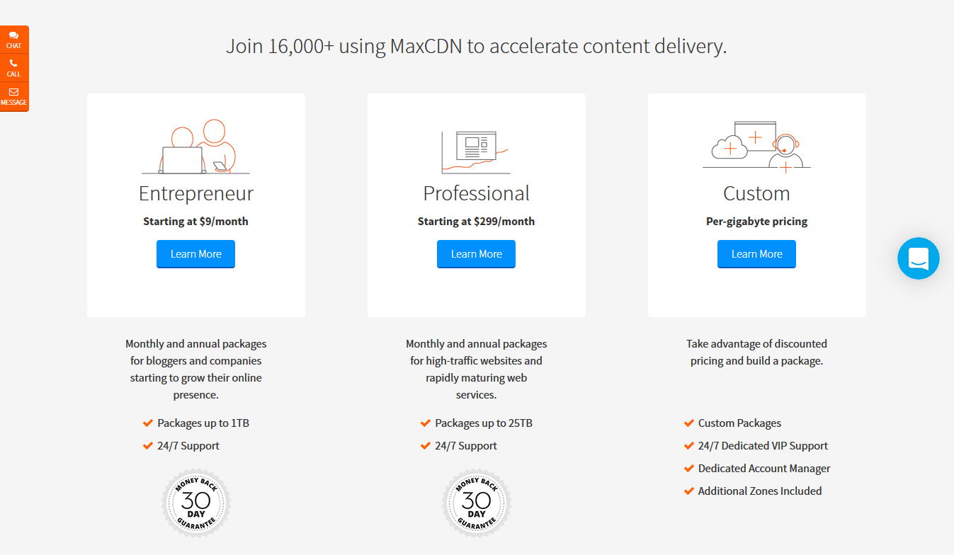 Tăng tốc WordPress Websites bằng MaxCDN
