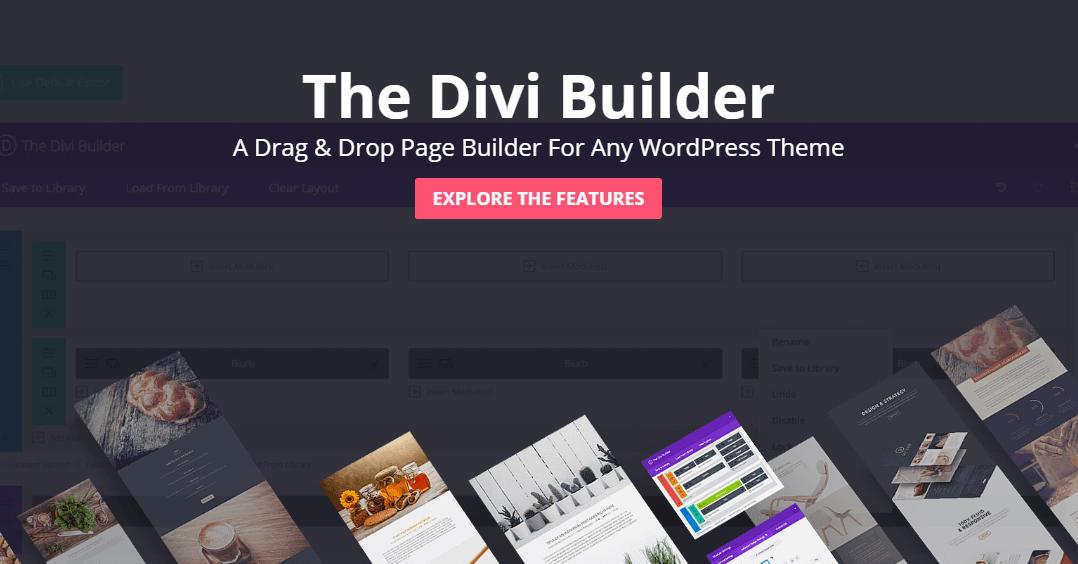Kết quả hình ảnh cho Page Builder là gì