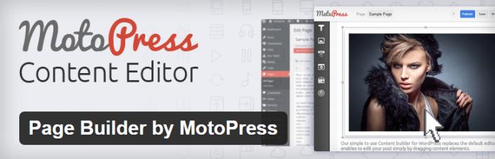 MotoPress Content editor 696x224 - Page Builder : 12 Plugin để thiết kế web tốt nhất 2019