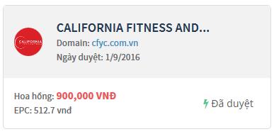 Yoga California tr%E1%BA%A3 hoa h%E1%BB%93ng Cost Per Lead - 10+ nền tảng hỗ trở Affiliate Marketing tốt nhất năm 2019