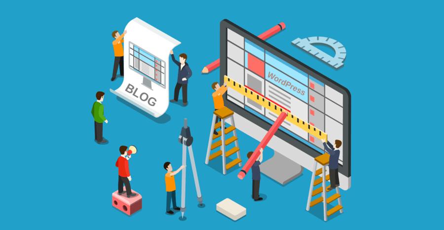tạo blog WordPress chuyên nghiệp cho Affiliate marketing