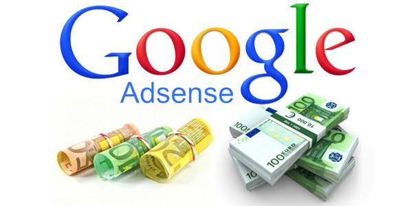 Kiếm tiền Online từ blog với Google Adsense