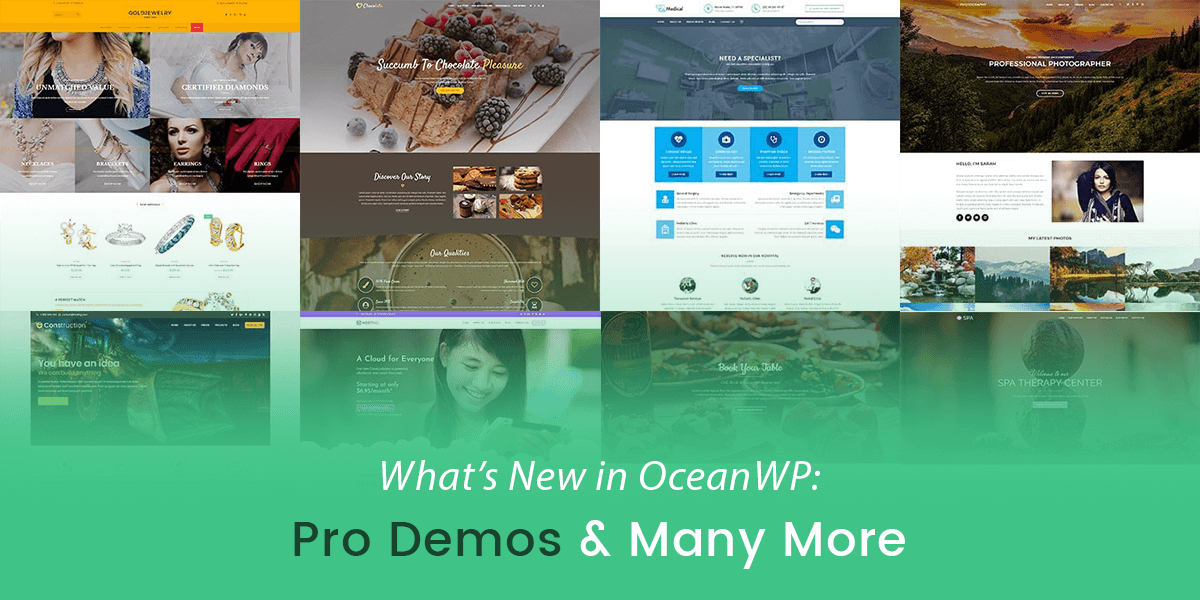 OceanWP is growing extremely fast
