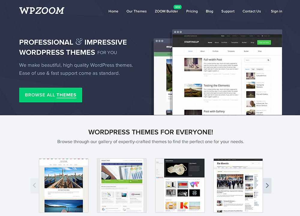 Quà tặng VHW - WPZoom Theme WordPresss