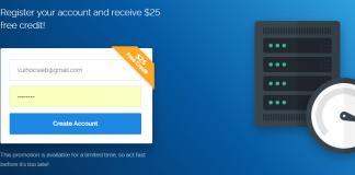 VPS Vultr đang tặng 25 đô - dùng VPS miễn phí 11 tháng