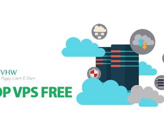 VPS Free, VPS miễn phí tốt nhất