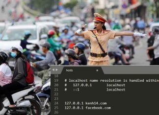 File hosts là gì ? Cách sửa file hosts