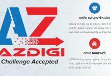 AZDIGI - Hosting tốt nhất Việt Nam