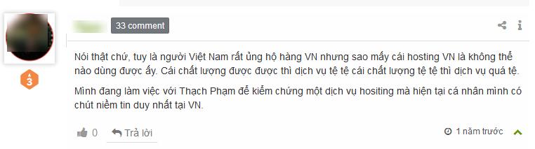 Hosting Vietnam