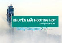 Khuyến mãi hosting cao cấp - cập nhật hàng ngày