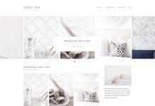 Hướng dẫn Xây dựng Blog bằng Simple Pro Genesis Theme