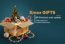 Quà tặng VHW - Xmas Gifts 2018