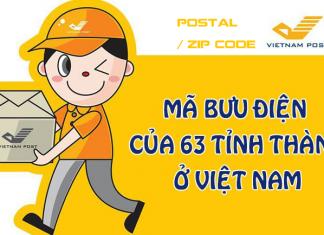 Postal-Code-VN