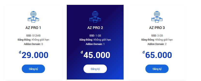 AZDIGI Pro Hosting
