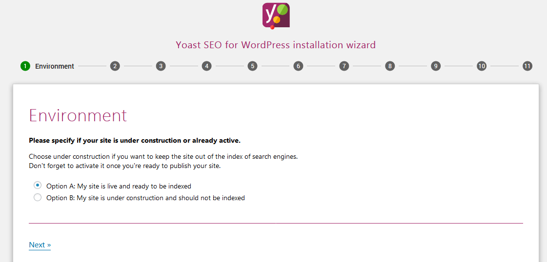 Setup thông tin SEO cơ bản với Yoast SEO