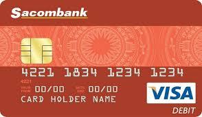 VISA Debit Sacombank