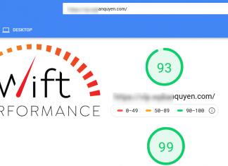 Tăng tốc WordPress bằng Swift Performance