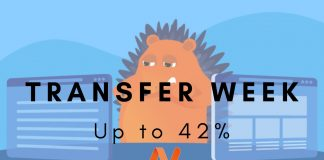 Namecheap Transfer Week 2020