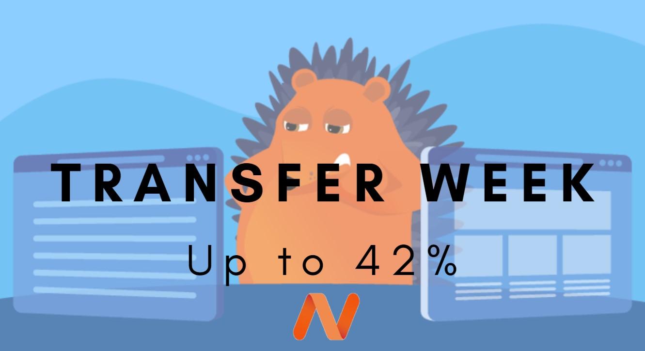 Namecheap Transfer Week 2020