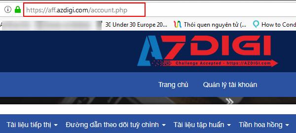 Sub-domain AZDIGI