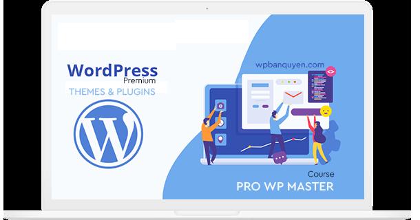 Thư viện WordPress bản quyền