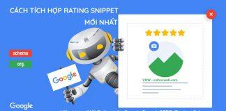 Mất rating bài viết trên Google SERP & Cách xử lý mới nhất