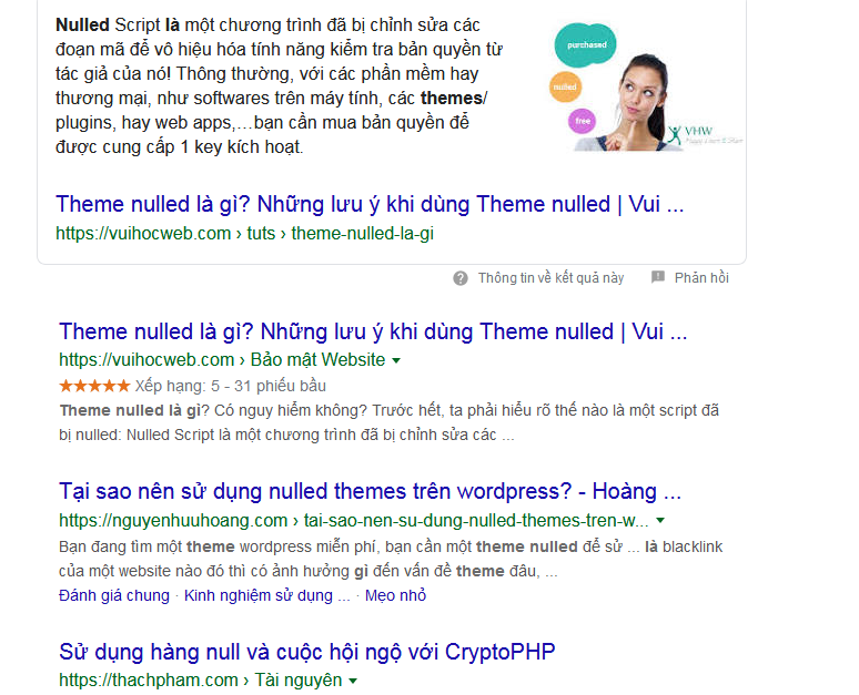 Theme Nulled