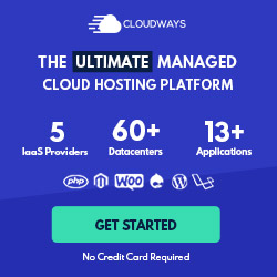 Hosting Cloudways