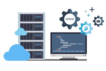 VPS-based Cloud Hosting