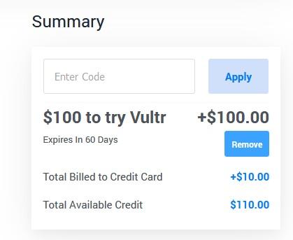 Vultr Cyber Monday 2019